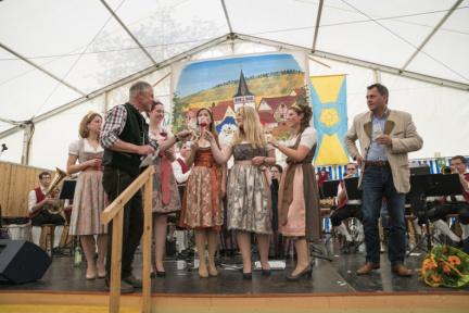40 Dertinger Weinfest