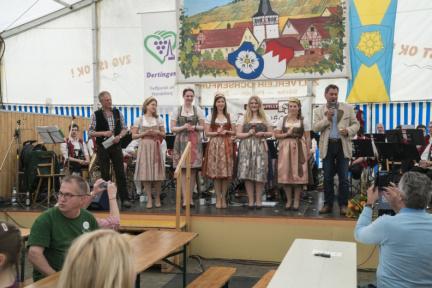 44 Dertinger Weinfest